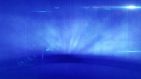 blue blur loopable background Stock Video Footage