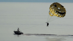 Paragliding 5 Footage