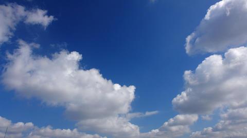 Cloud A11B HD Stock Video Footage