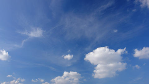 Cloud A22A HD Stock Video Footage