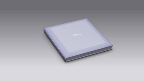 Photo Album Book 2 A bd HD Animation
