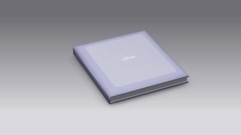 Photo Album Book 2 A bd HD Animation