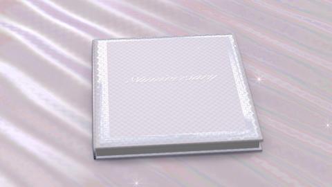 Photo Album Book A ba HD, Stock Animation