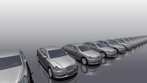 Car BG Sedan fw Animation
