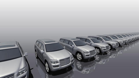 Car BG SUV fw Animation