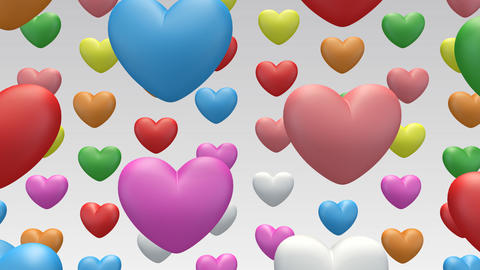heart in a Stock Video Footage