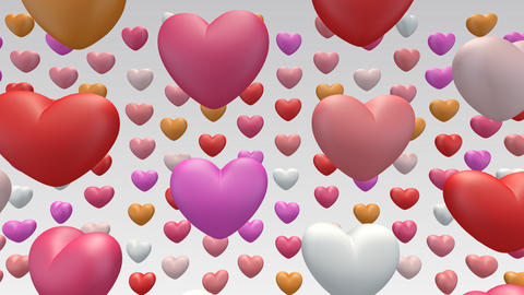 heart in Nb Stock Video Footage