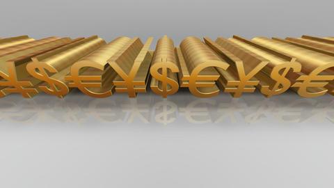Money Symbol Ew Animation
