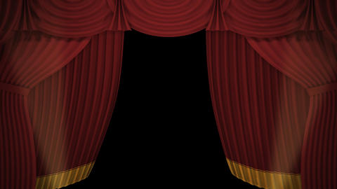 Stage Curtain 1
