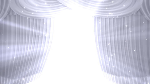 Stage Curtain B OF HD Animation