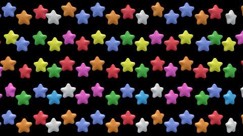 star pan WLa HD Stock Video Footage