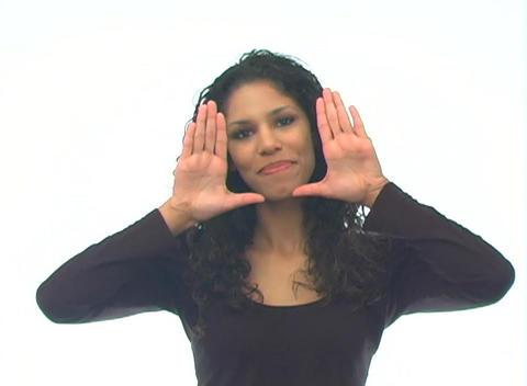 Beautiful Latina-1a Stock Video Footage
