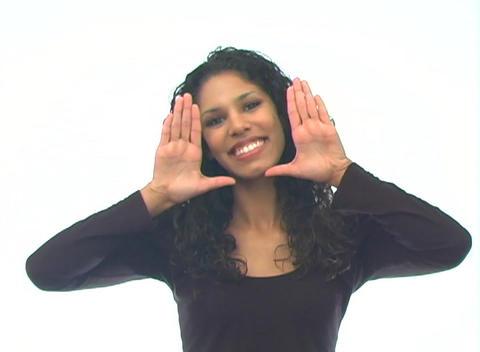 Beautiful Latina-1c Stock Video Footage