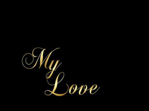 my love Stock Video Footage