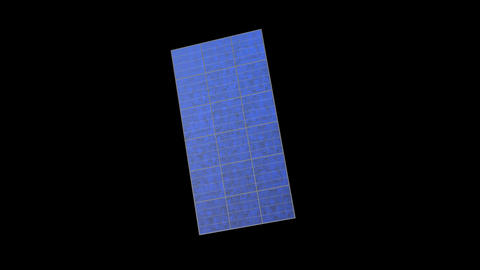 Solar Panel Rc HD stock footage