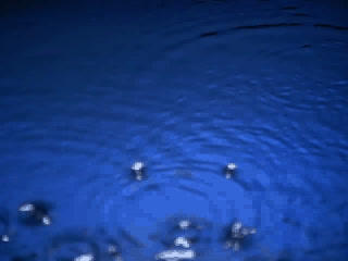 water rain Stock Video Footage