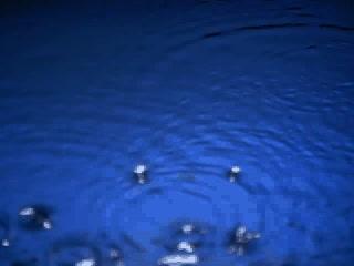 water rain Stock Video Footage