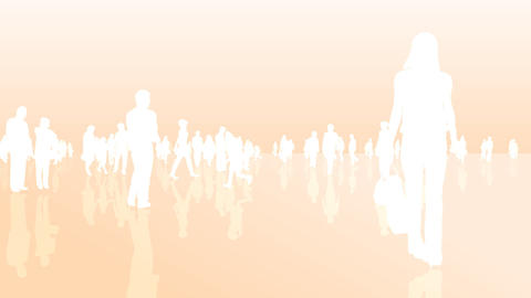 Silhouette People 2