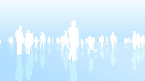 Silhouette People S C1 Fb Animation