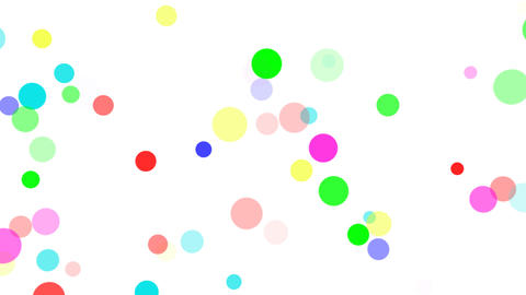 Dot Pattern HF2D cir1 Lc Animation