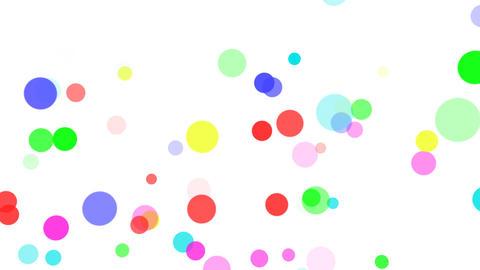 Dot Pattern HF2D cir1 Lc Stock Video Footage