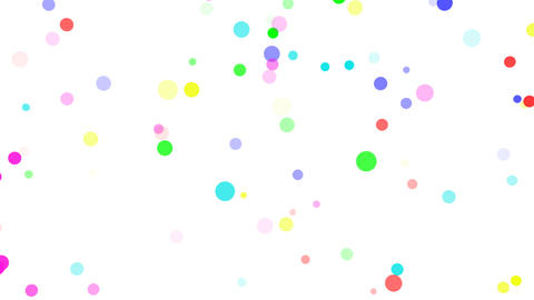 Dot Pattern HF2D cir2 Sc Animation