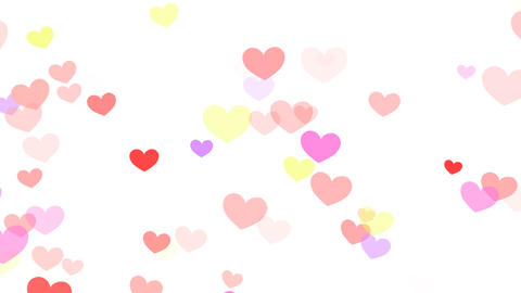 Heart Pattern HF2D hrt1 Lc HD Animation