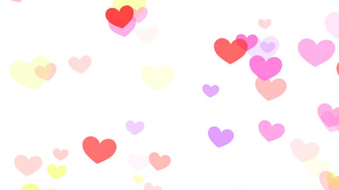 Heart Pattern HF2D hrt2 Lc HD Animation