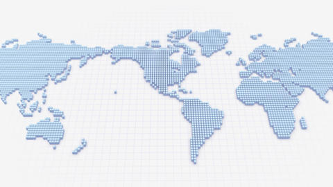 Map BlockGI W5S1 C HD Stock Video Footage
