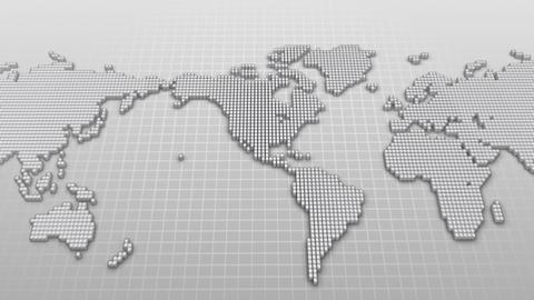Map BlockGI W5S2 A HD Stock Video Footage
