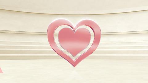 Heart B Stock Video Footage
