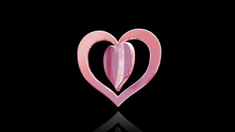 Heart F HD Stock Video Footage