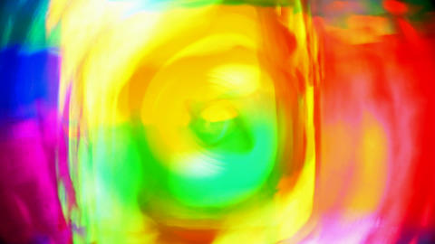abstract colors lights turning Footage