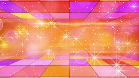 multicolor shining festive background loop Animation