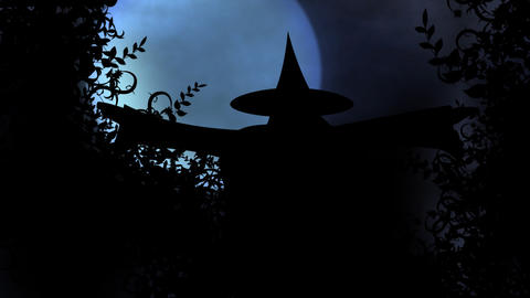 halloween intro 4 Animation