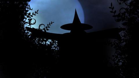 halloween intro 4 Animation