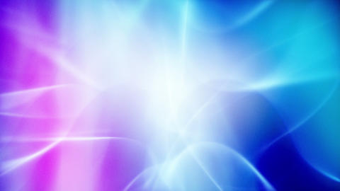 soft delicate blue pink background loop Stock Video Footage