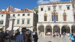 Dubrovnik 13 Stock Video Footage