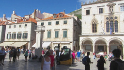 Dubrovnik 13 Stock Video Footage