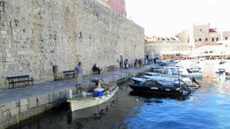 Dubrovnik 15 Stock Video Footage