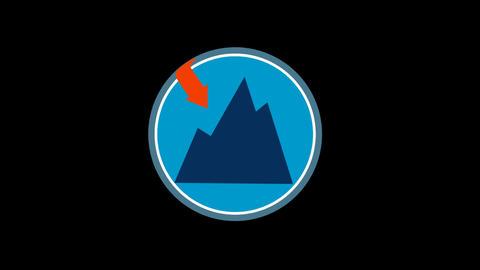 mountain Stock Video Footage