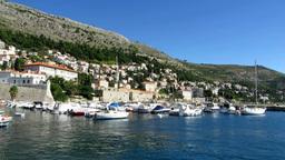 Dubrovnik 16 Stock Video Footage