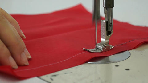 Sewing Footage