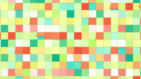 colorful tiles loopable backgrounds Animation