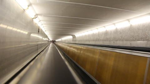 Escalator 3 Stock Video Footage
