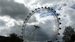 LONDON EYE 14 Footage