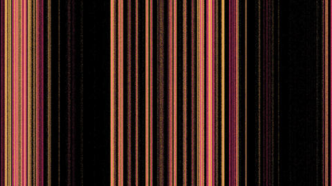 Vertical Magenta Orange Lines on Black Stock Video Footage