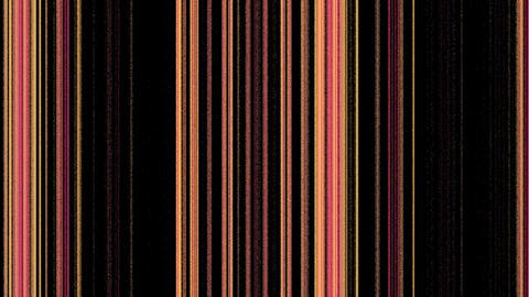 Vertical Magenta Orange Lines on Black Stock Video Footage