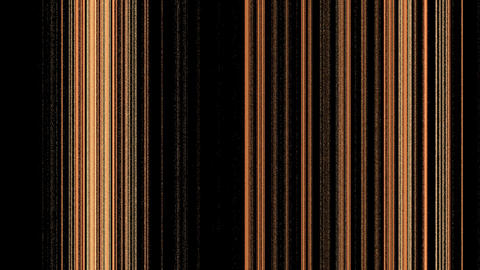 Vertical Orange Gold Lines on Black Stock Video Footage