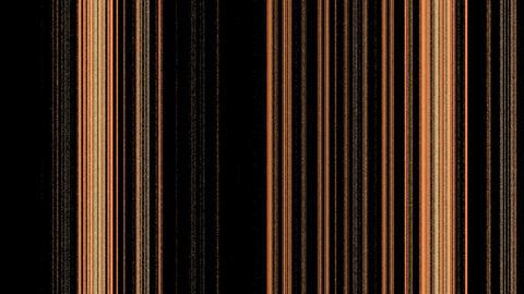 Vertical Orange Gold Lines on Black Stock Video Footage